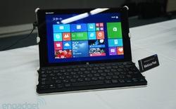 Sharp trình làng siêu tablet chống nước chạy chip Intel Bay Trail