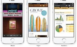 Ra nhiều mồ hôi tay không nên dùng iPhone 5S