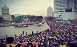 Những hình ảnh khó quên được cộng đồng mạng chia sẻ trong ngày Quốc tang