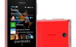 Nokia Asha 500 thiết kế táo bạo, kết hợp giữa kính và nhựa polycarbonate