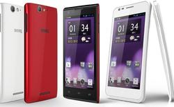 BenQ trở lại cuộc đua smartphone Android giá rẻ