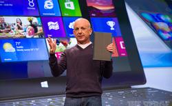 Microsoft thừa nhận cái tên Surface RT làm người dùng mất phương hướng
