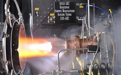 NASA phóng thành công tên lửa làm bằng công nghệ in 3D