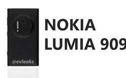 Lộ diện thêm hình ảnh mặt sau của Nokia EOS với tên gọi chính thức là Lumia 909