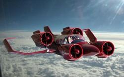 Cùng ngắm những mẫu thiết kế ô tô bay siêu độc đáo