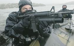 Hé lộ lực lượng đặc nhiệm hải quân tinh nhuệ nhất của Anh
