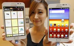 Giới hạn nào cho điện thoại màn hình lớn?