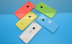 iPhone 5C lại xuất hiện rõ nét với 5 màu vỏ