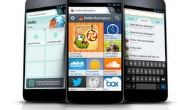Sau Android, LG đã lên kế hoạch B với Firefox OS