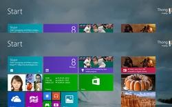 Microsoft: Windows 8.1 RTM sẽ ra mắt tháng Tám