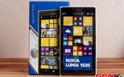 Nokia 1520 bất ngờ giảm giá mạnh tại một số nhà bán lẻ