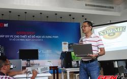"""ASRock tổ chức buổi Workshop """"Giải pháp DIY PC cho Thiết kế đồ họa và Dựng phim"""""""