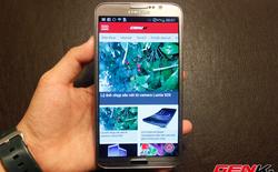 Đánh giá nhanh Samsung Galaxy Round