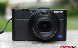 Máy ảnh du lịch RX100 thế hệ hai: Ống kính hàng hiệu, thiết kế chắc chắn
