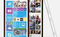 """Trải nghiệm thực tế Lumia 1320: """"Bé bự"""" giá rẻ đa sắc màu"""