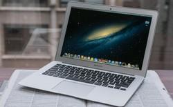 Ổ cứng MacBook Air 2014 không nhanh bằng người tiền nhiệm