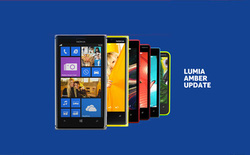 Bản cập nhật Amber cho Nokia Lumia sẽ đến vào cuối tháng 8