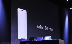 Apple phát hành bộ đôi router mới, hỗ trợ Wi-Fi chuẩn ac và tích hợp ổ cứng 3 TB