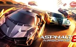 """Game đua xe siêu """"hot"""" Asphalt 8: Airborne lên kệ ngày 22/8"""