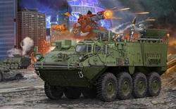 Stryker – Quái vật biến hình của quân đội Mỹ