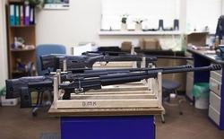 Đột nhập nhà máy sản xuất súng bắn tỉa 'siêu chính xác' Oris T-5000