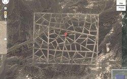 Làm thế nào để định hướng bằng mắt thường trên sa mạc?