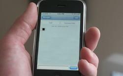 Chế truyện cười qua tin nhắn iPhone bằng máy tính