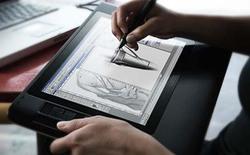 """Wacom trình làng 2 tablet siêu """"khủng"""" dành cho """"dân"""" thiết kế"""