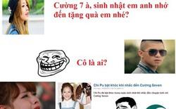 Facebook cho bình luận ảnh, sao Việt 'dính' đòn