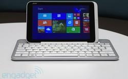 """Đánh giá tablet Windows """"mini"""" Iconia W3: Nhỏ nhưng không tiện"""