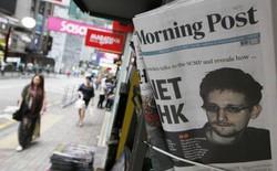 """""""Người hùng"""" Edward Snowden là gián điệp 2 mang của Trung Quốc?"""