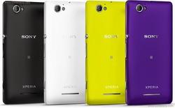 Sony Xperia M có giá bán trên 6 triệu đồng