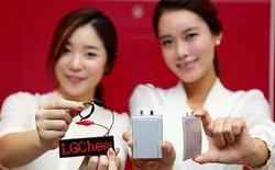 LG trình diễn pin cong, mảnh ghép tối ưu cho smartphone màn hình dẻo