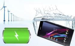 Đánh giá thời lượng pin của Xperia Z Ultra: Màn hình lớn có tốn pin?