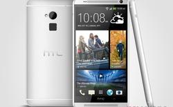 Phablet HTC One Max chính thức trình làng: Cảm biến vân tay giúp mở ứng dụng cực nhanh