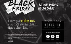 Black Friday trên đất Việt