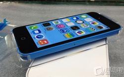 Hình ảnh thực tế iPhone 5C đã đóng hộp chờ ngày bán ra