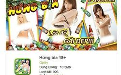 """Nhà phát hành game Việt 18+ trên Android bị """"sờ gáy"""""""