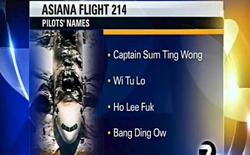 Truyền hình Mỹ 'nhận gạch' vì xúc phạm phi công châu Á