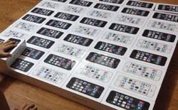 Thị trường iPhone 5s Việt: Buôn lậu và loạn giá