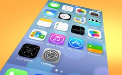 Ghi nhận một số lỗi mới của iOS 7