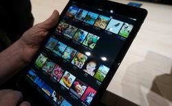 Dung lượng pin iPad Air bị cắt giảm 31% so với iPad 4