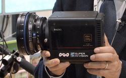 Nhà đài Nhật Bản phát triển thành công camera quay video 8K