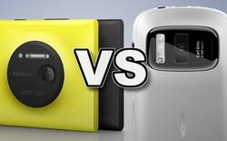 Camera Lumia 1020: Khác biệt hay bắt chước hoàn toàn PureView 808?