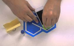 Công nghệ phủ sa-phia lỏng chống trầy xước cho màn hình smartphone
