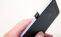 Apple muốn iPhone mỏng và nhẹ hơn nhờ cải tiến khay SIM
