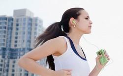 Nghe nhạc giúp tăng hiệu quả tập luyện thể thao
