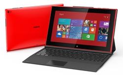 Tablet Lumia 2520 đọ sức cùng Surface 2, iPad 4 và Galaxy Note 10.1 2014