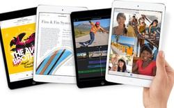 Apple chính thức bán ra iPad mini màn hình Retina, giá từ 399 USD