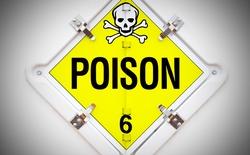 Những chất độc đầu bảng trên thế giới